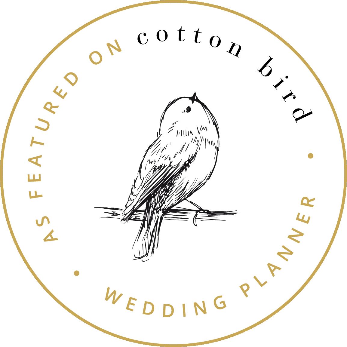 Partner Cottonbird Empfohlener Dienstleister Hochzeitsplanerin Weddingplanerin Traurednerin Kooperation und Veröffentlichung Julia Truisi weddings & events
